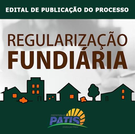 Imagem do Banner Edital Fundiária