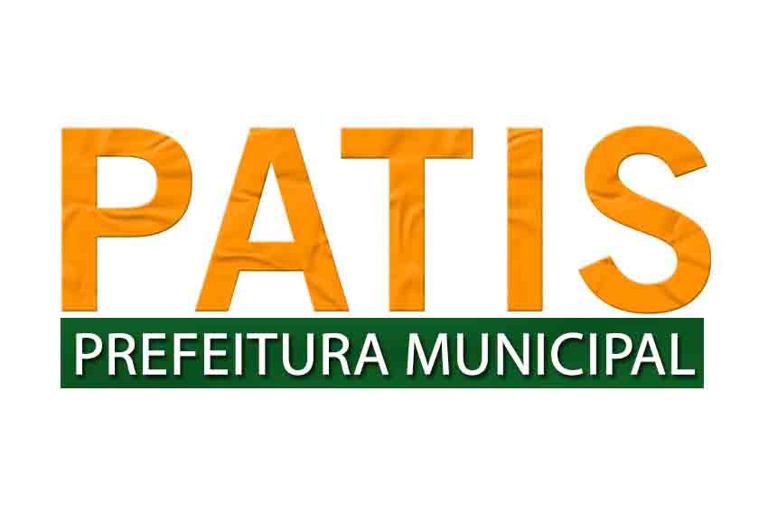 Brasão Prefeitura Patis - MG